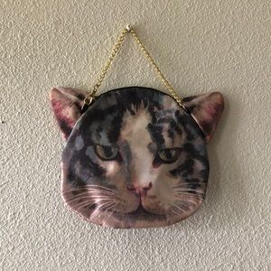 Handbags - Cat Clutch
